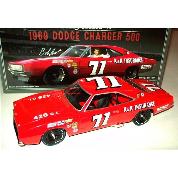 University of racing 124 scale NASCAR